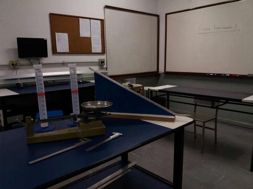 Física Experimental I